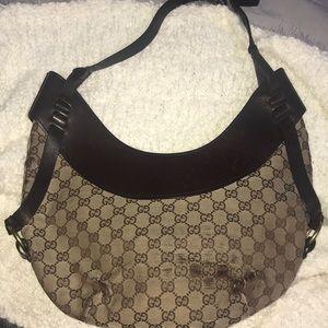 Hobo Gucci shoulder bag